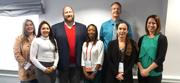 Visa Sponsored Six Educators at the 2019 Jump$tart National Educator Conference